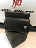 Шкіряний футляр для ключів Mercedes-Benz Key Wallet, Business, Black B66952883, фото 7