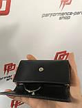 Шкіряний футляр для ключів Mercedes-Benz Key Wallet, Business, Black B66952883, фото 8