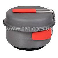 Набор посуды Alocs CW-S07 PRO (кастрюля 1.7л, сковорода-крышка 19см)