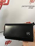 Шкіряний футляр для ключів Mercedes-Benz Key Wallet, Business, Black B66952883, фото 10