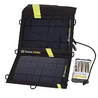 3 в 1 зарядное устройство, солнечная панель, фонарь Goal Zero Guide 10 Plus Adventure Kit