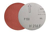 Круги шлифовальные на липучке (фибровые) P150 Norton