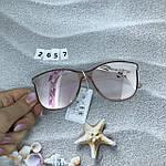 Стильные солнцезащитные очки цвет пудри, фото 7
