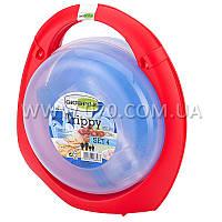 Набор посуды для пикника GIOSTYLE Trippy R4 (4 персоны), красный