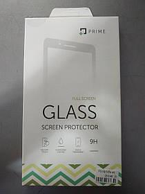Защитное стекло PRIME для MEIZU M3S Full Screen (0.3 мм, 2.5D) white