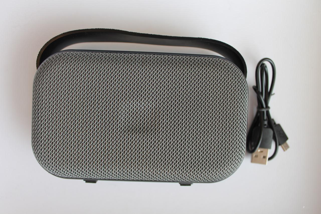 Портативная Bluetooth колонка SPS YS-7 серый