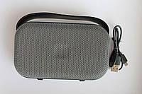 Портативная Bluetooth колонка SPS YS-7 серый, фото 1