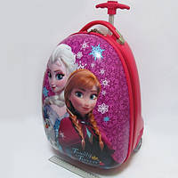 """Детский чемодан дорожный на колесах """"Josef Otten"""" """"Холодное Сердце"""" Frozen 520206"""