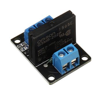 Релейный модуль c предохранителем 250V2A 5V для Arduino