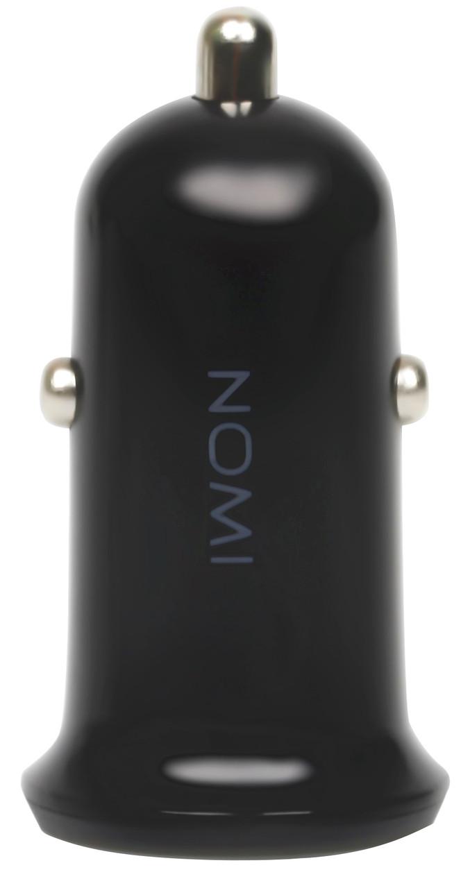 Автомобильное зарядное устройство Nomi CC05232 2 порта 3.4А Черный