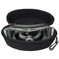 Кейс для масок и тактических очков STR-BOX, жесткий