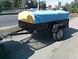 Прицеп бортовой ПАВАМ БТ-350 усиленный, фото 7
