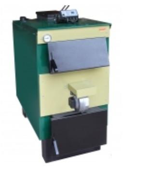 Котли твердопаливні з автоматизованим управлінням ТИВЕРІЯ КТЕ - 40 кВт