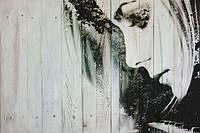 Картины на дереве и досках под заказ в стиле лофт, поп-арт или с вашим фото 100х70см - 1800грн.