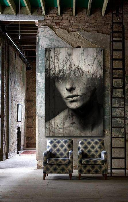 Картины в стиле Лофт фото в Днепре