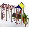 """Игровой детский комплекс """"Енот"""" для площадки"""