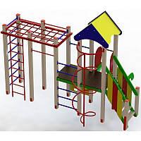"""Игровой детский комплекс """"Енот"""" для площадки, фото 1"""