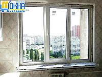 Удобная рассрочка на окна металлопластиковые в Киеве