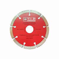 Алмазный диск T.I.P. 115х7х22 сегмент