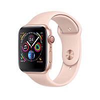 Смарт часы Smart Watch IWO8 Rose Gold 44 mm