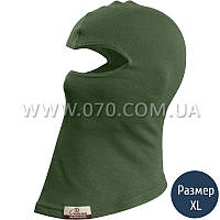 Балаклава Lasting Luk, зеленая (р.L/XL)