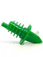 Гейзер-пробка пластиковая зелёная