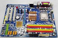 Материнская плата GIGABYTE GA-EP35-DS3L LGA775, Intel P35, DDR2, фото 1