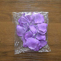 Лепестки роз искусственные (фиолетовые) 600 шт, фото 1