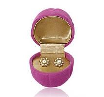 Серьги в подарочной упаковке «Драгоценный бутон»