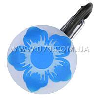 Карабин светодиодный Nite Ize SBiner NI741, цветок (голубой)