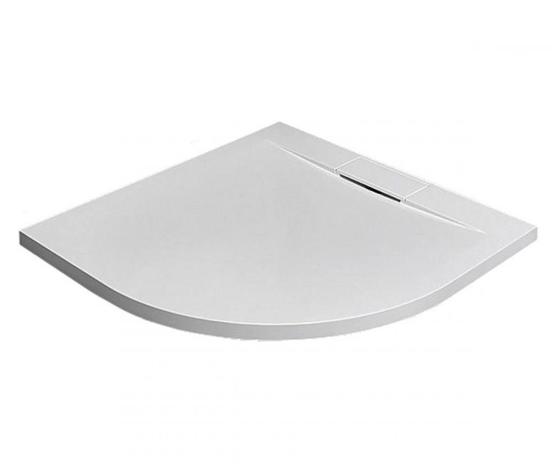Radaway Giaros Душевой поддон полукруглый. Материал мраморная крошка 900 x 900 мм арт. MKGA9090-03