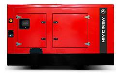 Трехфазный дизельный генератор HIMOINSA HFW-100 T5 (86 кВт)