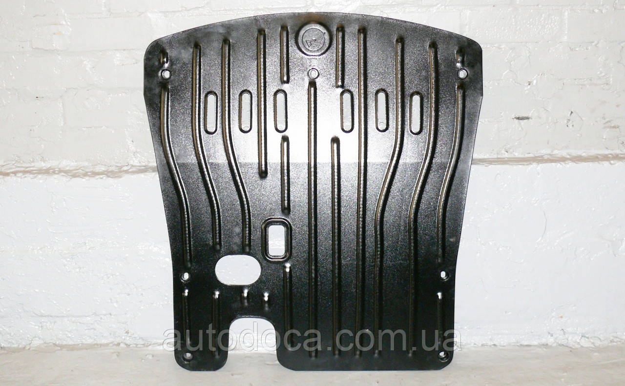 Защита картера двигателя и акпп Jaguar X-Type  2001-