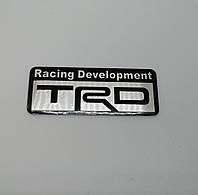 "Эмблема ""TRD""  Racing Development 2"