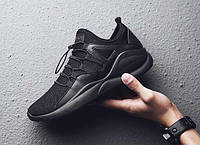 Черные кроссовки для спорта мужские, фото 1