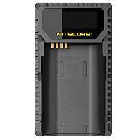 Зарядное устройство Nitecore UNK1 для Nikon (EN-EL14/EN-EL14a/EN-EL15, USB)