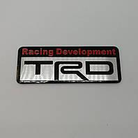 "Эмблема ""TRD""  Racing Development 3, фото 1"