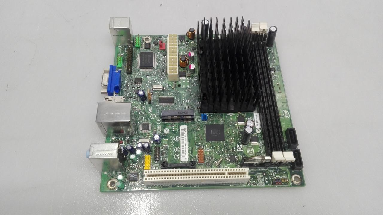 Материнская плата Intel BLKD510MO (Atom D510, NM10 Express, MiniITX)