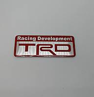 "Эмблема ""TRD""  Racing Development 4, фото 1"