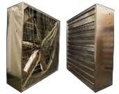 Вентилятор тунельний ES-100; 18,633m3/hour; 0Pa; 65,8dB