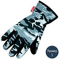 Перчатки Wind X-treme GLOVES (р.S), серый камуфляж