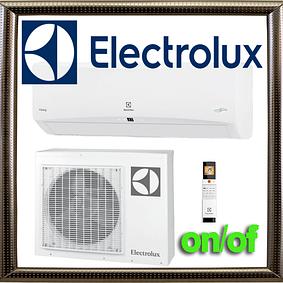 Традиционные сплит-системы Electrolux