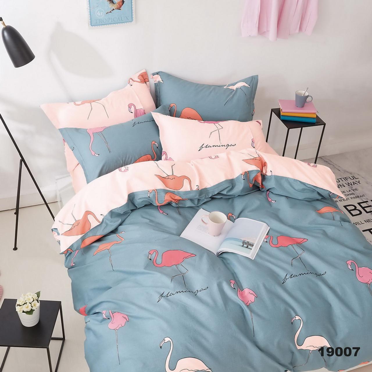 Подростковое постельное белье Viluta 19007 ранфорс