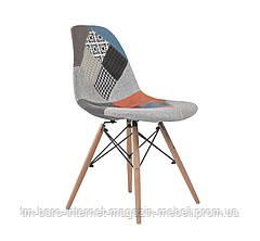 Стул M-01, patchwork (пэчворк), (Прайз), Eames