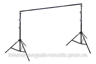 Держатель для студийного фона с телескопической перекладиной F&V 200х300 см
