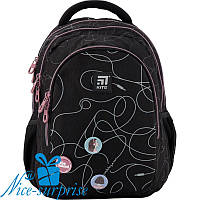 Женский ортопедический рюкзак Kite Be Sound K19-8001M-4 (5-9 класс), фото 1