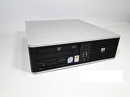 Системный блок, компьютер, Intel Core i5 2400 4 ядра по 3,4 Ghz, 4 Гб ОЗУ DDR-3, SSD 120 Гб, 512 видео