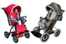 Инвалидные коляски для детей Антей