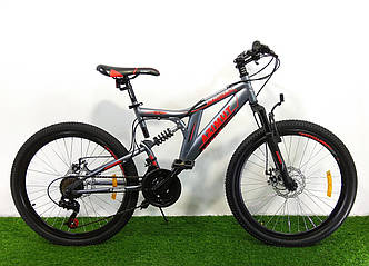"Велосипед Azimut Blackmount 26"" GD рама 18"