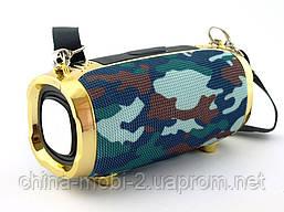 JBL Xtreme M228 Squad копия, портативная колонка 10W с Bluetooth FM и MP3, камуфляжная, фото 3